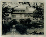 McAlpin residence, trellis, #69 Madison Ave.,  circa  1932, Morristown, NJ
