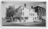 Davis Drug Store, South Street and West Park Place, 1946, Morristown, NJ
