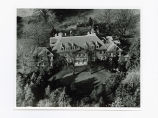 Wheatsheaf, aerial view, not dated, Morris Township, NJ