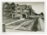 Hyde residence, Old Glen Road, Gardens, 1910, Morris Township, NJ