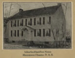Schuyler Hamilton House, not dated, Morristown, NJ