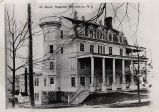 All Soul's Hospital, Mount Kemble Avenue, late 19th or early 20th century, Morristown, NJ