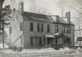 South Street, house at corner of South Street and Madison Ave., not dated, Morristown, NJ