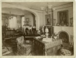 South Street, house #83, Wood house Interior, (view 2) 1890, Morristown, NJ