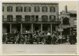 United States Hotel on the Morristown Green, circa 1920s, Morristown,  NJ