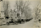 Court Street, looking from Ann Street toward Washington Street, early 20th century, Morristown, NJ