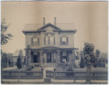 Voorhees house, late 19th or early 20th century, Morristown, NJ