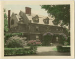 Miller Road, house, # 80, circa 1900, Morristown, NJ
