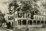 South Street, Cobb House, not dated, Morristown, NJ
