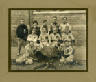 Morristown High School baseball team, 1914, Morristown, NJ