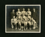 Morristown High School basketball team, 1917, Morristown, NJ