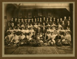 Morristown High School graduating class, 1913, Morristown, NJ