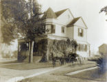 Brittin Street house, circa 1900, Madison, NJ