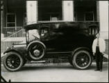 Automobile, not dated, Morristown, NJ