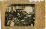 Machine Shop, 1906, Morristown, NJ