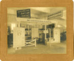Horsefield and Sons, Painters and Decorators, display, circa 1900, Morris County, NJ