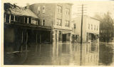Flood, Corner Water and Flagler Street, 7/23/1919, Morristown, NJ