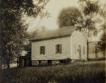 Schoolhouse, possibly Union School, circa 1900,  Morris County, NJ
