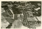 Greystone Hospital complex, aerial view, not dated, Parsippany, NJ