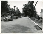 Meyersville Road, after construction, 1950, Morris County, NJ