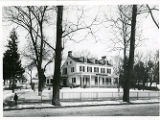 Morristown Memorial Hospital, Timothy Johnes House, corner of Spring and Morris streets, not...