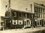 Washington Street, Mill's house, (south side of street) 1869, Morristown, NJ
