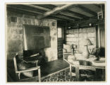 Craftsman Farms, cottage interior, not dated, Morris Plains, NJ