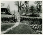 Craftsman Farms, gardens, not dated, Morris Plains, NJ