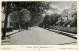 Western Avenue, northeast direction, 1914, Morristown, NJ