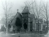 Church of the Redeemer, 1st building, ca. 1900, Morristown, NJ