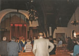 First Baptist Church interior, ca. 1990, 51 Washington Street, Morristown, NJ