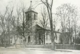 Old St Peter's Church, South Street, ca. 1885, Morristown, NJ