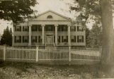 John Bonsall House, not dated, Morris Township,NJ