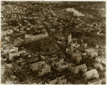Aerial view of Morristown, ca. 1930, Morristown, NJ