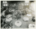 Flower show at the Armory, 11/02/1928, Morristown, NJ