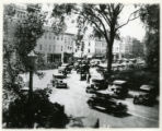 Park Place, turning onto Morris Avenue, not dated,  Morristown, NJ