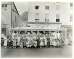 Ladies Auxillary of the Jewish Center on an outing, 08/23/1932, Morristown, NJ