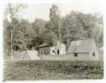 Jones Woods, pump house and old engine house, 09/21/1905, Morristown, NJ