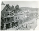 Fire in store on Speedwell Avenue, 09/11/1932, Morristown, NJ