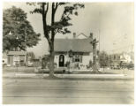 Henry Oil station, 58 Abbett Ave, 06/24/1934, Morristown, NJ