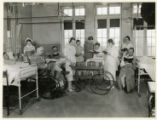 All Souls' Hospital ward, 03/12/1935, Morristown, NJ