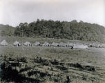 Civilian Conservation Corps camp at Jockey Hollow, 09/29/1930, Morris County, NJ