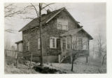Highland Ave., Justice Lepine's home, Collinsville, 03/30/1935, Morris Township, NJ