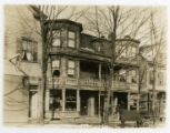David Salkind building, Morris Street, 12/05/1907, Morristown, NJ