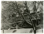 Clark Row, Morris Street, 12/04/1911, Morristown, NJ