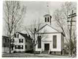 African Methodist Episcopal church, Spring Street, 03/29/1913, Morristown, NJ
