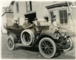 Auto from McGoldrick Garage, King Street, 05/30/1913, Morristown, NJ