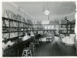Union Pacific Tea Company, interior, Speedwell Avenue, 07/12/1917, Morristown, NJ