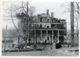 All Souls Hospital, fire, 04/04/1918, Morristown, NJ