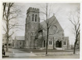 Church of the Redeemer new building, South Street, 12/18/1920, Morristown, NJ